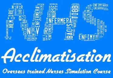 NHS Acclimatisation LOGO